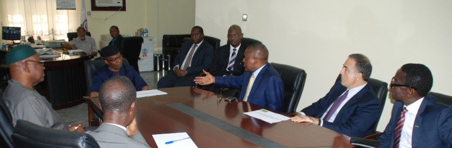 Dangote  Group visits NSDC